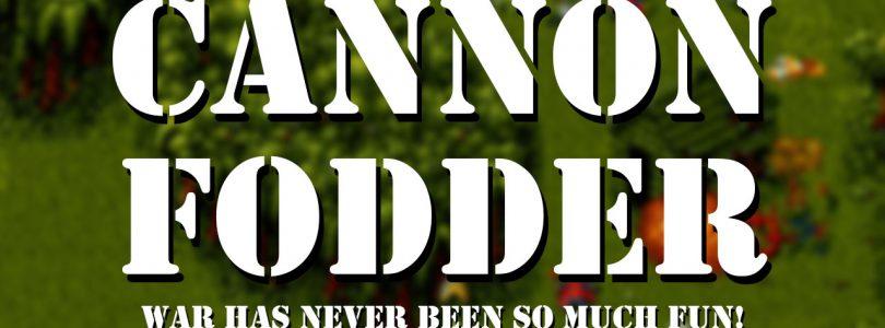 Cannon Fodder – Retro