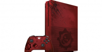 Oto Xbox One S w wersji Gears of War 4