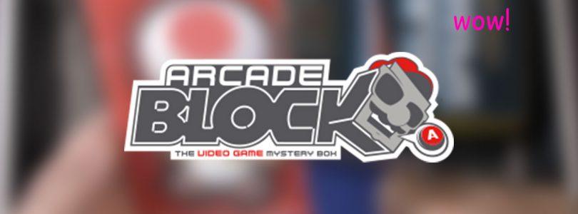 Arcade Block — lipiec 2016