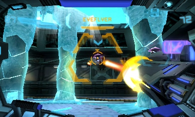 Screen z gry Metroid Prime: Federation Force
