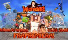 Worms W.M.D — Przedpremierowy Livestream [12.08.2016]