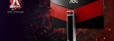 Monitor AOC AGON AG271QG (27″, 1440p, 165Hz*, G-Sync) – recenzja