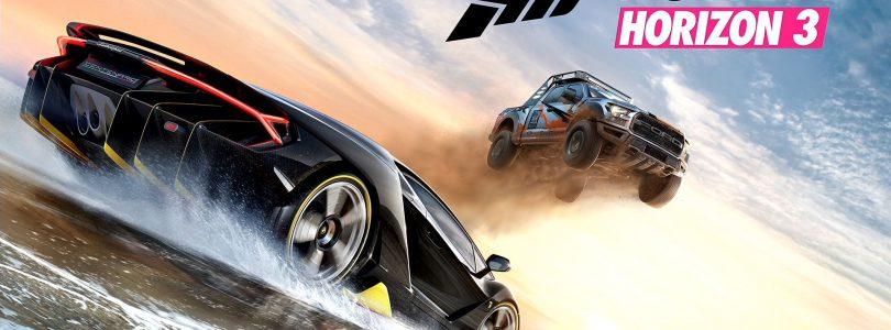 Forza Horizon 3 [PC/Xbox One] – recenzja