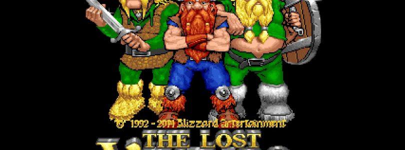 The Lost Vikings — Retro