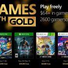 Oferta Games with Gold w listopadzie