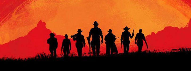 Zwiastun Red Dead Redemption 2