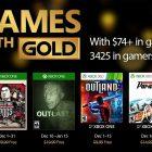 Oferta Games with Gold na grudzień