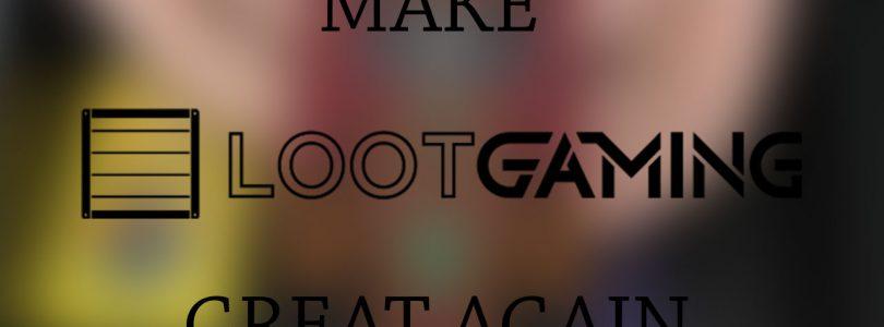 Loot Gaming — październik 2016