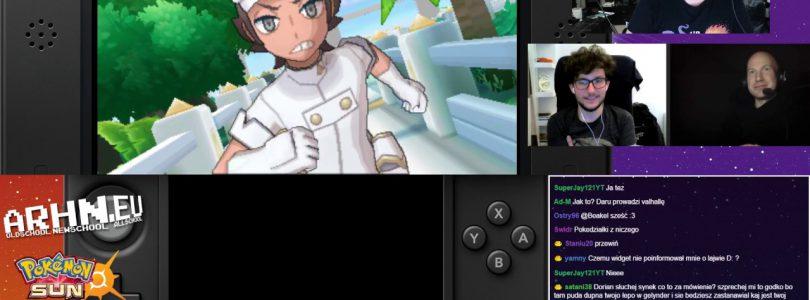 Pokédziałek #50 [28.11] – Pokémon: Sun/Moon Edition