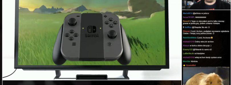 Bonus: Nintendo Switch — podsumowanie ogłoszenia