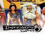 Cezar, Faraon, Zeus, Cesarz — Przegląd kultowych simów Impressions Games