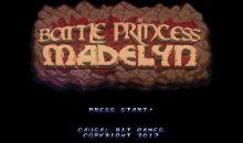 Battle Princess Madelyn – pierwsze spojrzenie