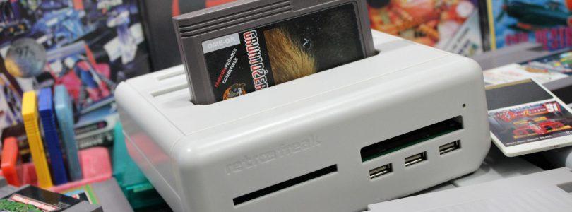 Retro Freak – nowy król konsol retro