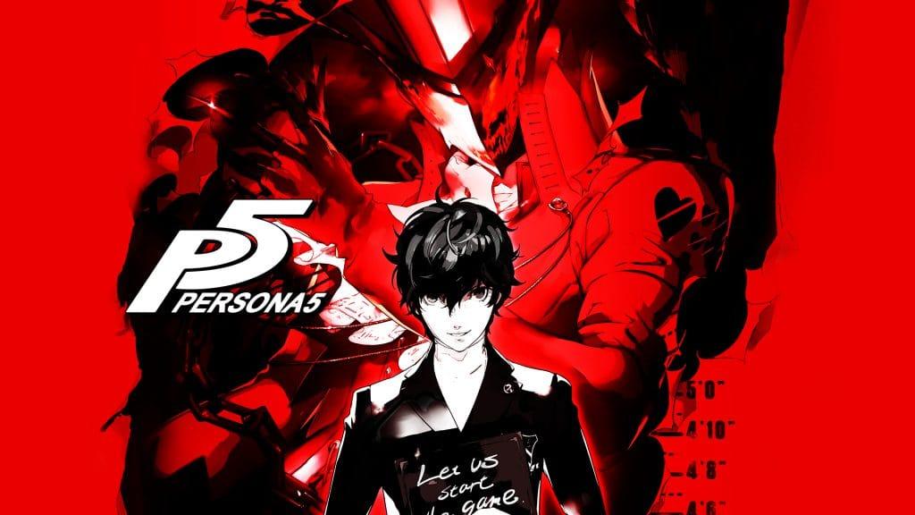 Persona 5 - Protag
