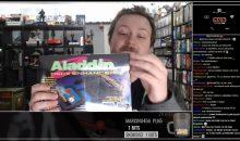 Inwentaryzacja NES-a #11 — Aladdin Carts