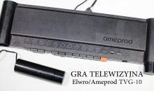 """Jedyna"" polska konsola do gier — Gra Telewizyjna TVG-10"