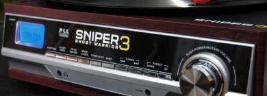 Zestaw prasowy z… gramofonem! — Sniper Ghost Warrior 3