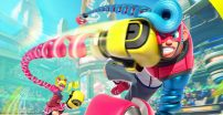 ARMS [Switch] — recenzja