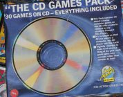 """The CD Games Pack"" — gry CD na… Commodore 64!"