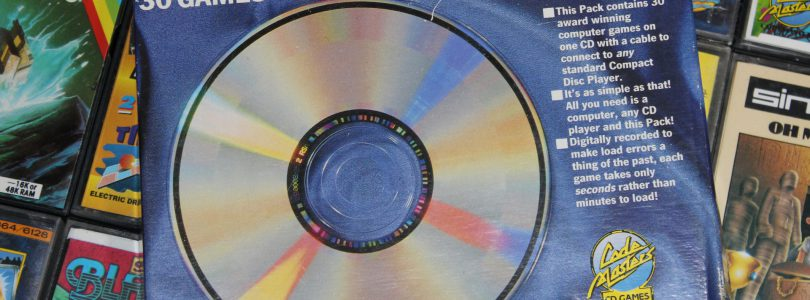 """""""The CD Games Pack"""" — gry CD na… Commodore 64!"""