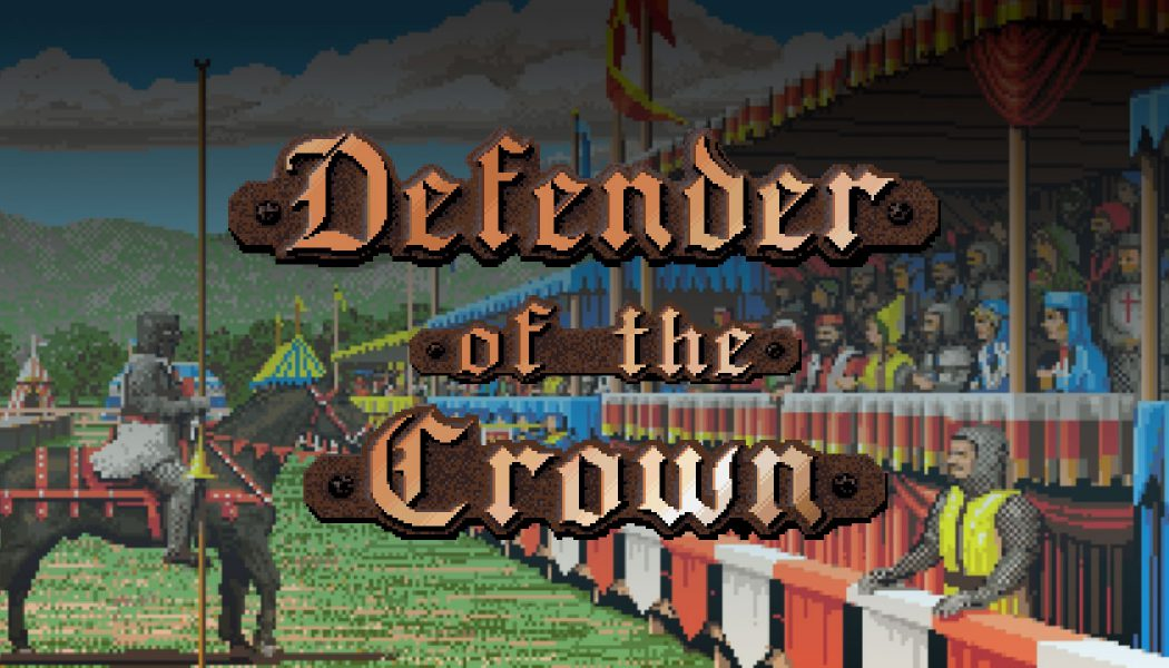 Defender of the Crown — Retro