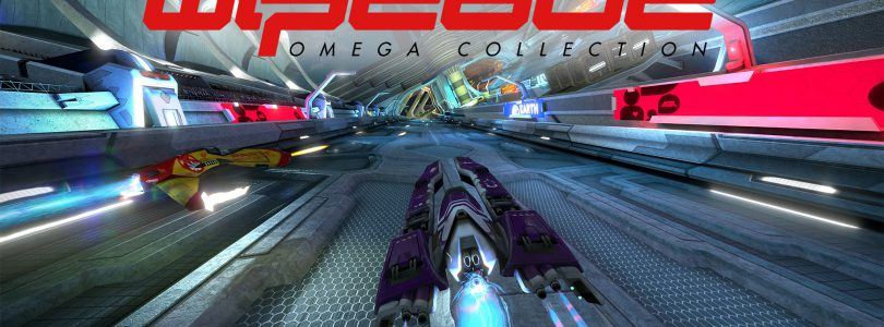 WipEout Omega Collection [PS4] — recenzja