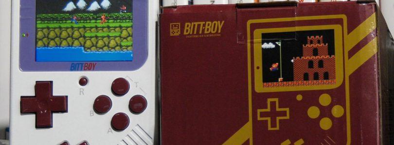 BittBoy – ciekawy produkt i jego dziwaczny producent