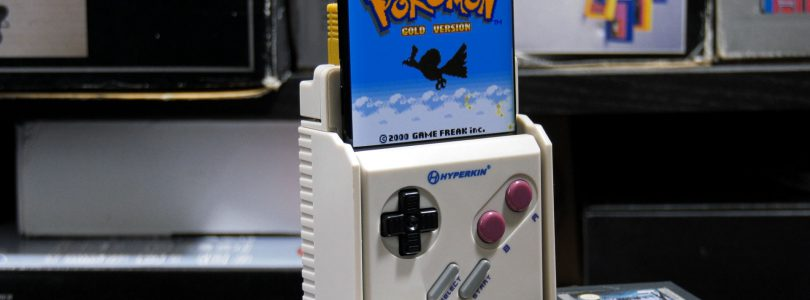 SmartBoy – kartridże z Game Boya na… telefonie!