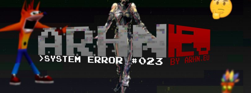 System Error #023
