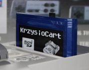 KrzysioCart — Polski flashcart dla Pegasusa!