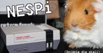 Własna konsola z NesPi + Raspberry Pi