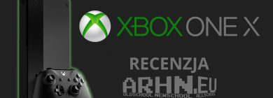 Xbox One X — recenzja konsoli