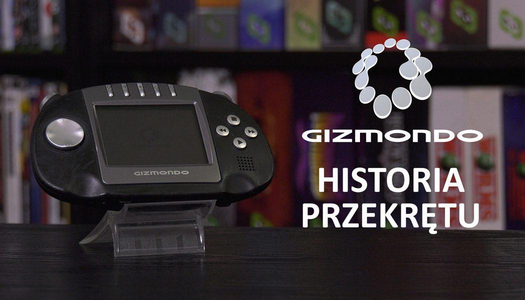 Historia konsoli Gizmondo   Time Warp