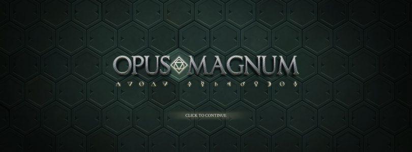 Opus Magnum — Podgląd #120