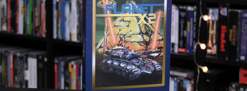 Planet X2 – nowa strategia na C64 od The 8-Bit Guya!