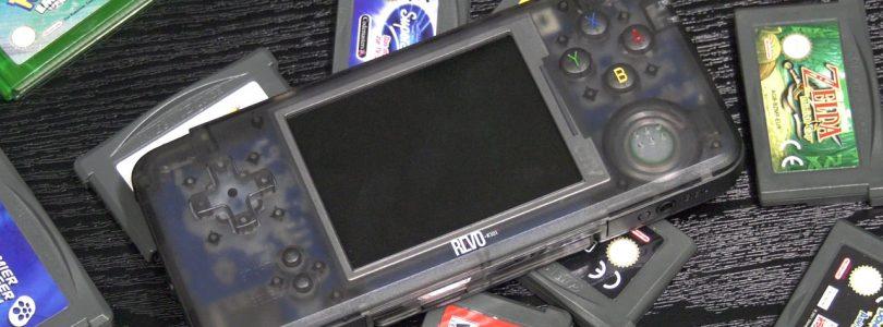 """Revo K101+ – """"sprzętowy klon"""" Game Boy Advance"""