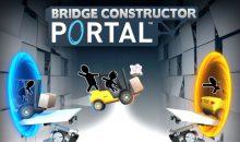 Bridge Constructor Portal — Podgląd #122