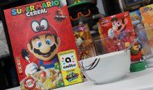 Super Mario Cereal – Płatki śniadaniowe z funkcją Amiibo?!