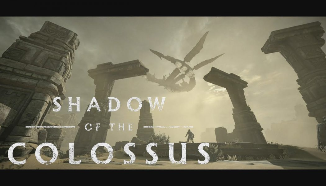 Shadow of the Colossus (PS4, 2018) — recenzja grema