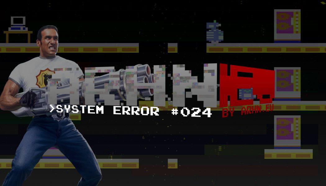 System Error #024
