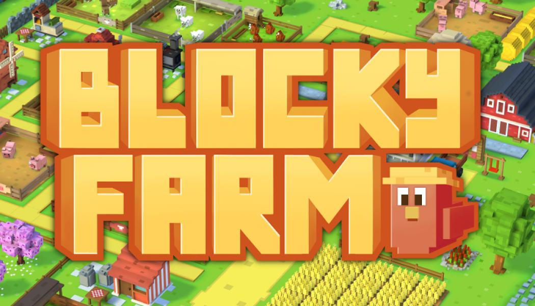 Blocky Farm już za 10 dni na Androidzie