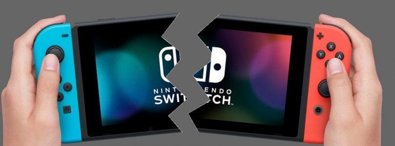 Switch kompletnie złamany?