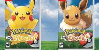 Pokémon: Let's Go, Pikachu! i Pokémon: Let's Go, Eevee! na Switcha zapowiedziane
