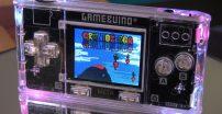 Gamebuino Meta — pomysłowy handheld dla aspirujących programistów