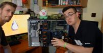 Budżetowy Kącik Redaktora Kebaba – Ożywianie serwera z 2006 r.