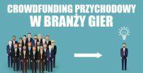 Crowdfunding przychodowy w branży gier – Wywiad z Crowd Dragons