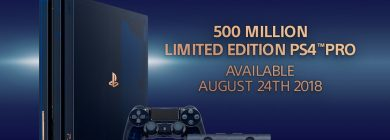 Pogadanka o życiu, śmierci i rozpakowanie PS4 Pro 500 Million