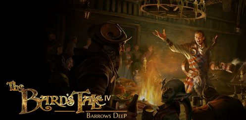 The Bard's Tale IV – Barrows Deep – Recenzja