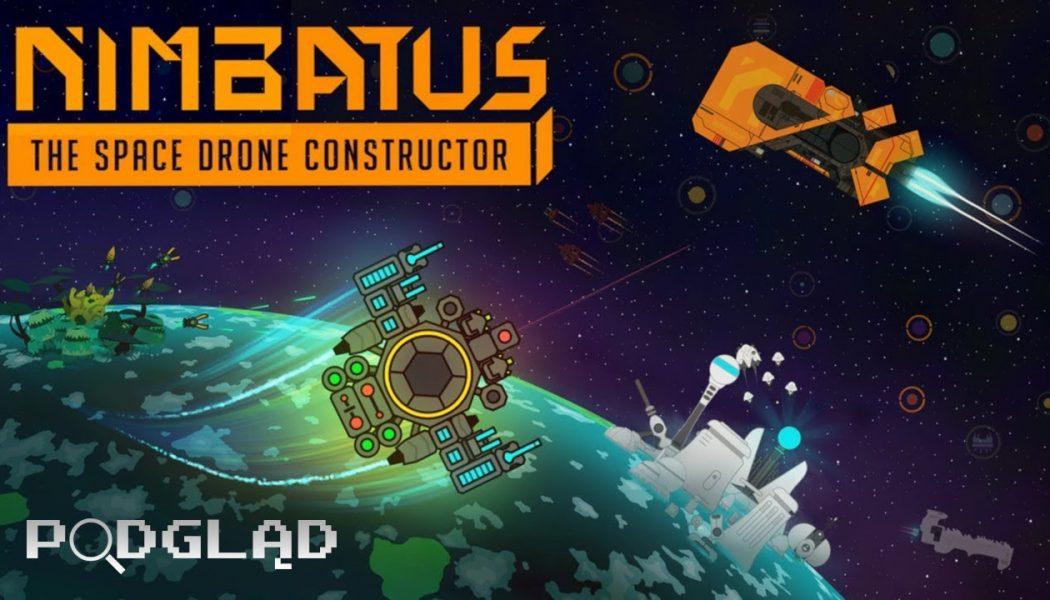 Nimbatus – The Space Drone Constructor — Podgląd #139