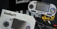 SupaBoy SFC – SNES w twojej (dużej) kieszeni